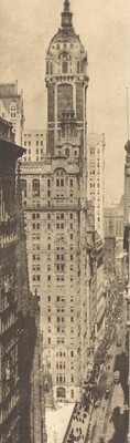The Singer Building, New York