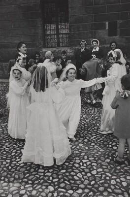 Communion, Venice, 1951