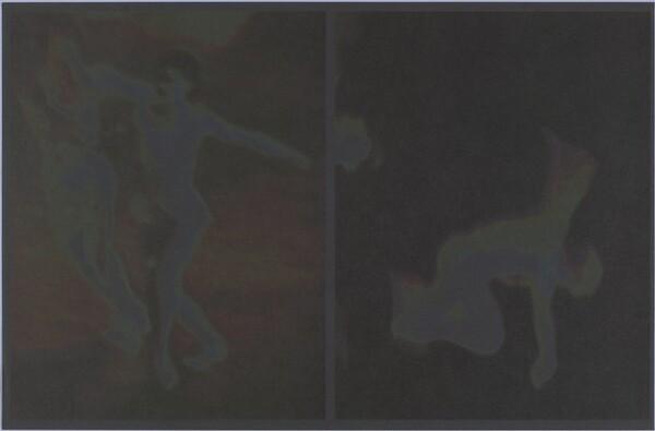 Nureyev Flying (black)