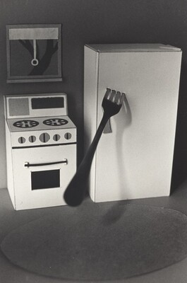 Fork in the Refrigerator