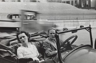 Main St., Ossining, New York, 1932