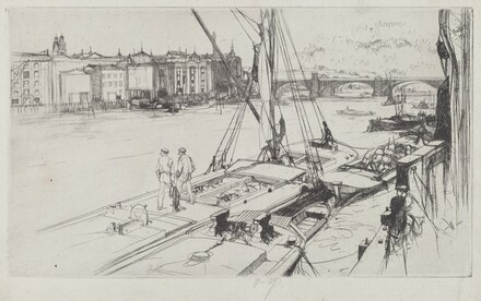 From Simon's Wharf