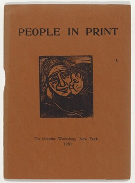 cover image for portfolio People in Print