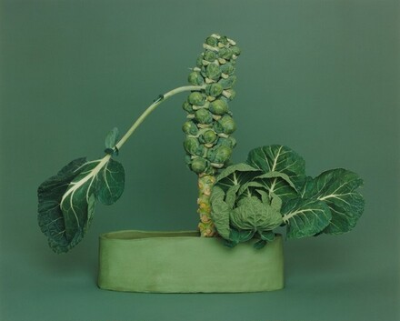 NÕ-no Ikebana, arranged by Haruko Takeichi, December 1, 2002 (December 2-3)