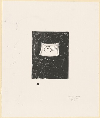 Untitled (To benefit Harvey Gantt's campaign against Untitled (To benefit Harvey Gannt's campaign against Jesse Helms for the U.S. Senate) [trial proof]