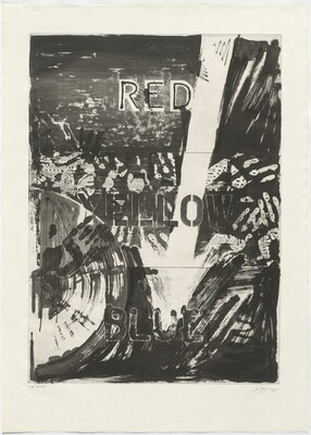 Untitled (Red) [1st state]