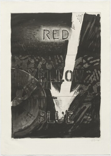 Untitled (Red) [2nd state]