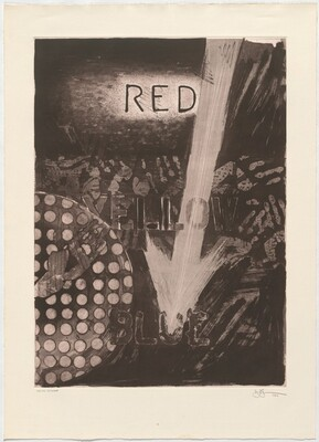 Untitled (Red) [trial proof]
