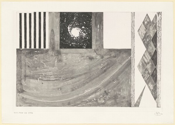 Untitled (Embassies) [trial proof 3rd state]