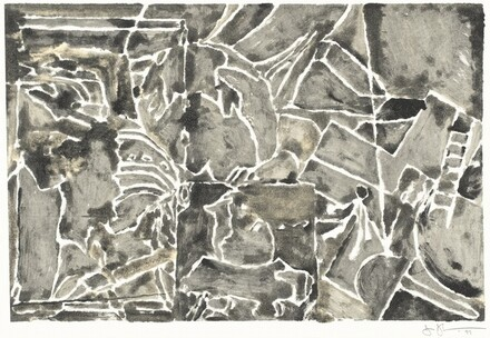 Untitled [monotype]
