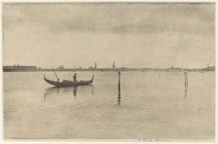 Venice from Lido