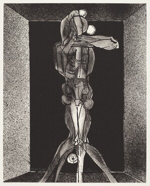 Untitled (Family of Acrobatic Jugglers XIII)