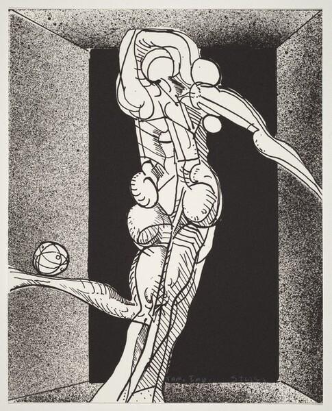 Untitled (Family of Acrobatic Jugglers XVII)