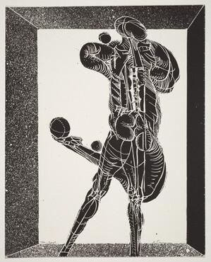 Untitled (Family of Acrobatic Jugglers II)