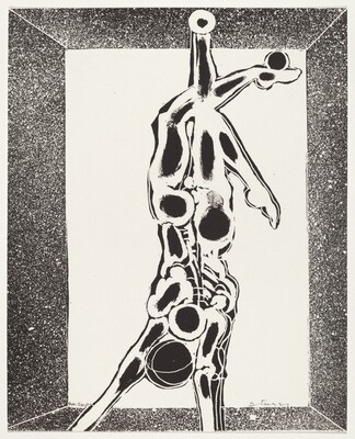 Untitled (Family of Acrobatic Jugglers X)