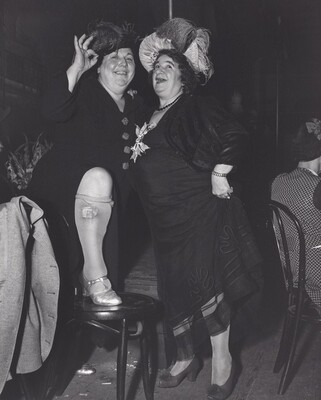Bowery Entertainers
