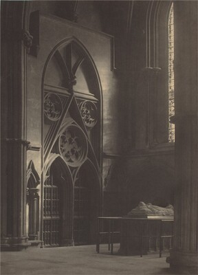 York Minster, North Transept: In Sure and Certain Hope