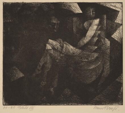 Untitled (Blatt VIII)