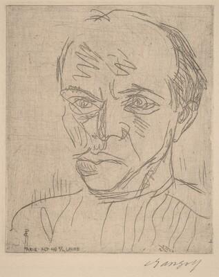 Self-Portrait (Selbstporträt)
