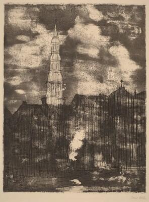 Hamburg, Saint Catherine's Church