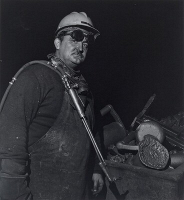 Welder, Atlas Steel Casting (Working People series)