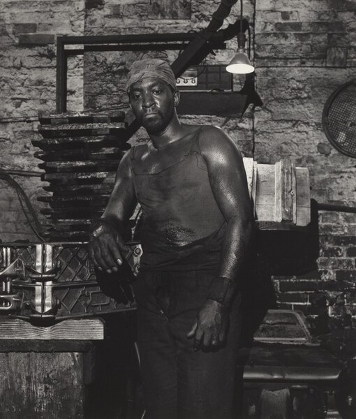 James Mathis, Amherst Foundry (Working People series)