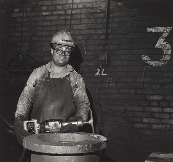 Pedro, Atlas Steel Casting (Working People series)