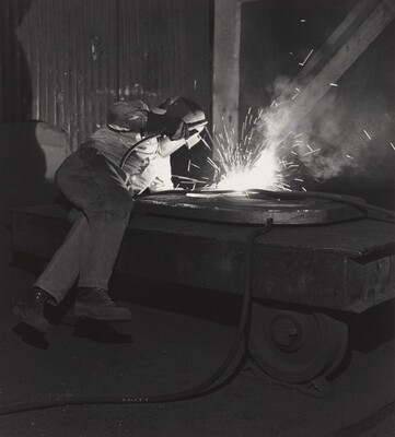 Retiree, Atlas Steel Casting (Working People series)