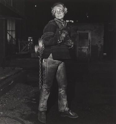 Mary Daniels, Republic Steel (Working People series)