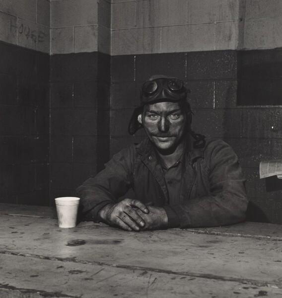 Ralph Coxson, Shenango Ingot Molds (Working People series)