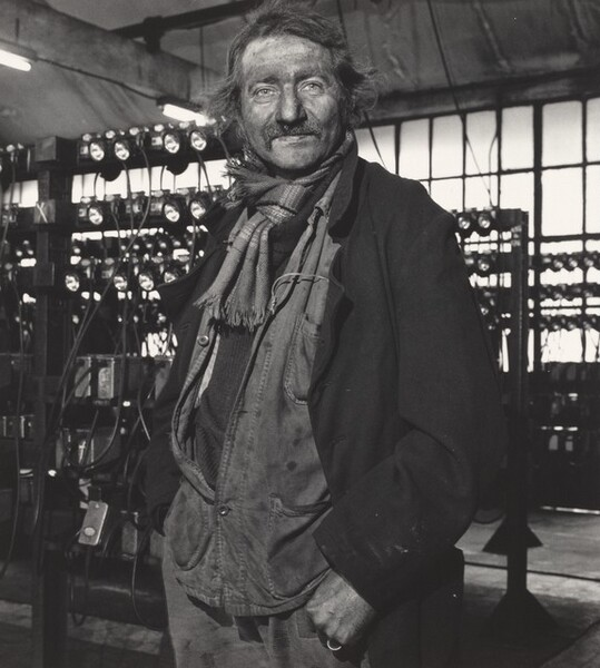 Untitled, France (Family of Miners series)