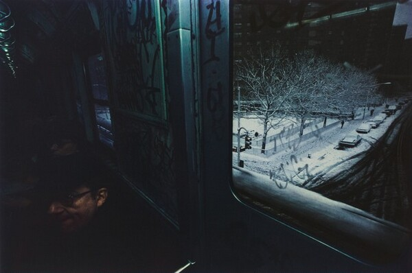 Untitled, Subway
