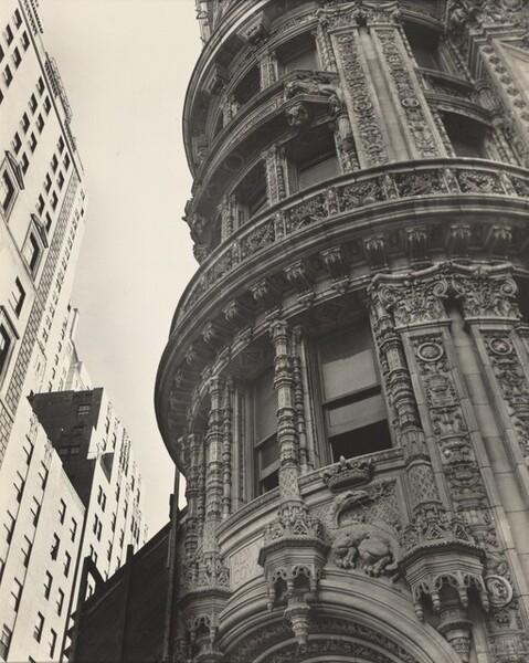 Facade: 180 West 58th Street, Manhattan