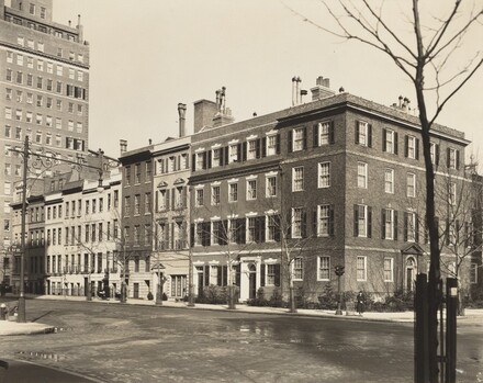 Sutton Place: Anne Morgan's Town House on Corner, Northeast Corner of East 57th Street, Manhattan