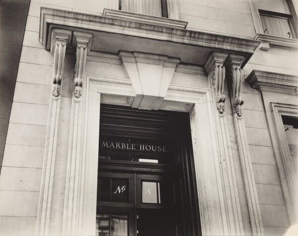 Fifth Avenue No. 8 (Marble House), Manhattan