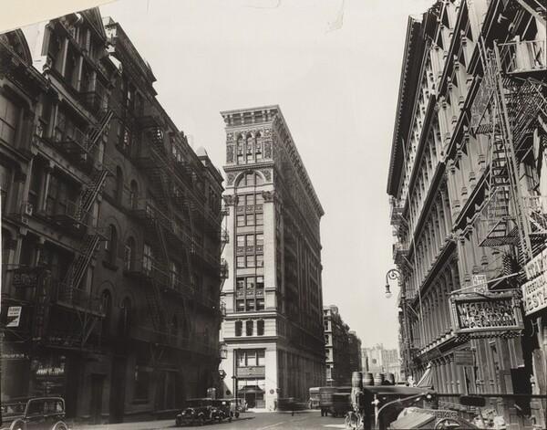 Broadway and Broome Street, Manhattan