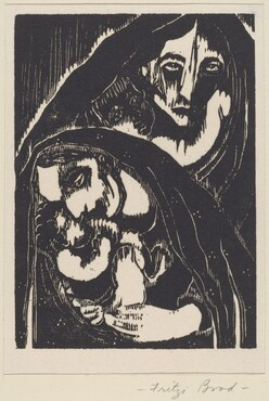Untitled (Woman and Child)