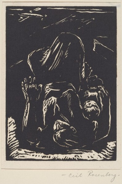 Untitled (Woman and Child, Airplane)