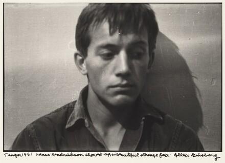 Tangier 1961 Lance Hendrickson showed up, a beautiful strange face