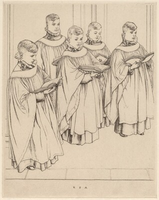Choristers of Canterbury