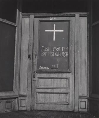 First Timothy (Storefront Churches series)