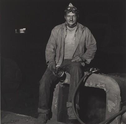 Dick Hughes, Shenango Ingot Molds (Working People series)