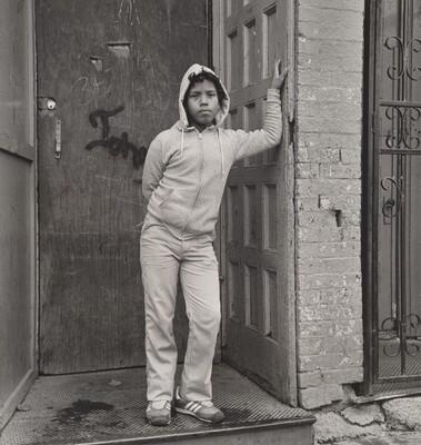 """Robert """"Chino"""" Montalvo (Lower West Side series)"""
