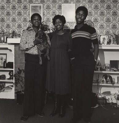 Doris McKinney at Home, Republic Steel (Working People series)