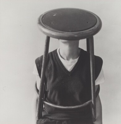 body object series #2, stool