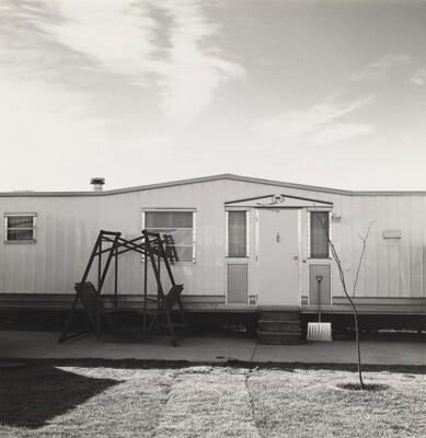 Trailer house, Colorado Springs, Colorado