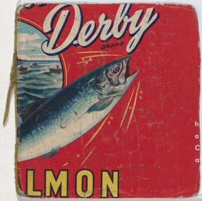 Untitled (Derby Salmon Book)