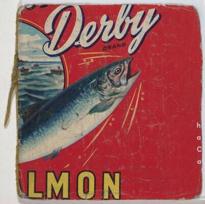 Untitled (Derby Salmon Book)