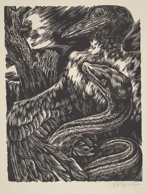 Bird and Serpent