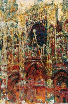 Rouen Cathedral, Façade